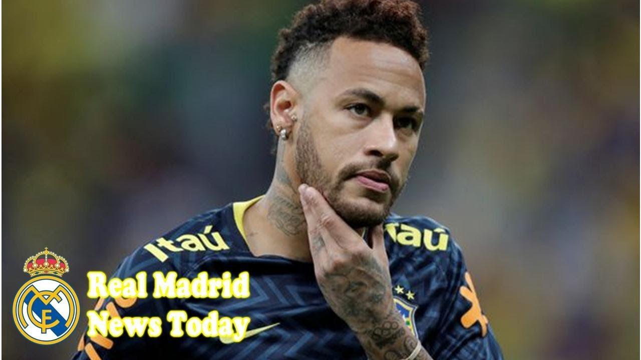 Real Madrid in Neymar talks despite Barcelona action- news today