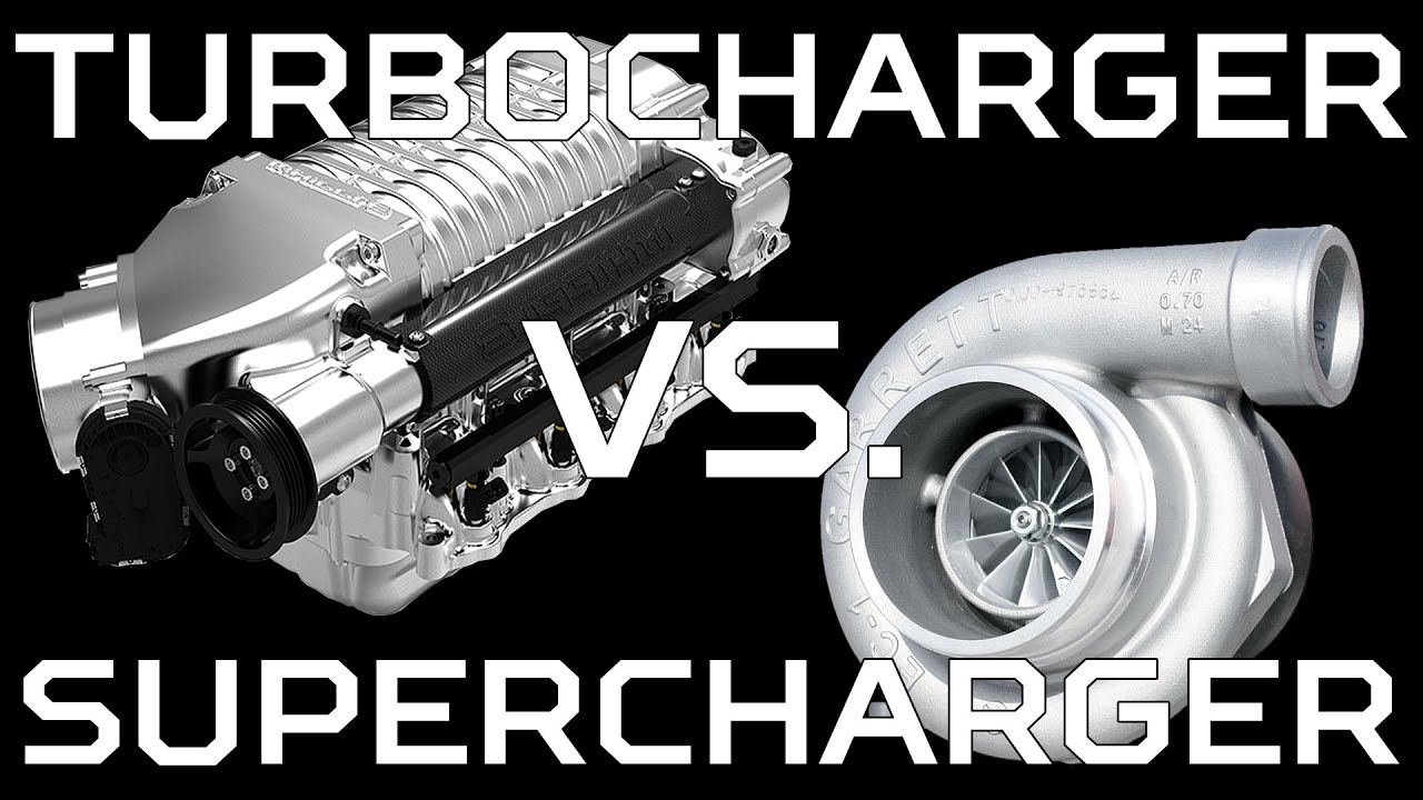 Supercharger Vs Turbo Sounds