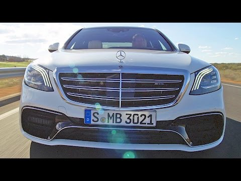 Mercedes S-Class (2018) Still the Best?