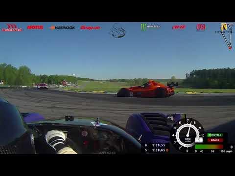 Pirelli World Challenge - Radical Race 2  April 29th 2018 at VIR