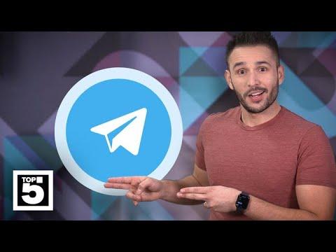 Las funciones de Telegram que le hacen MEJOR que WhatsApp