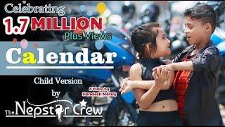 Calendar    The Cartoonz Crew    Child Version     Cover Dance Video by The Nepstar Crew
