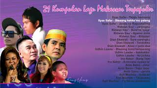 Download lagu Kumpulan lagu Makassar Populer - Ridwan Sau', Udhin Leader, Ilyas Safar, dkk.
