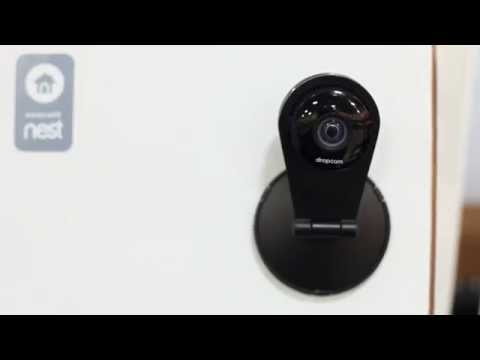 Monitor Your Home with Nest Dropcam