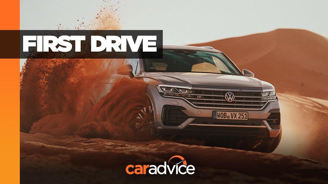 2019 Volkswagen Touareg review   CarAdvice