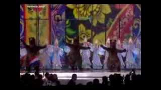 Балет Кострома на Евровиденье