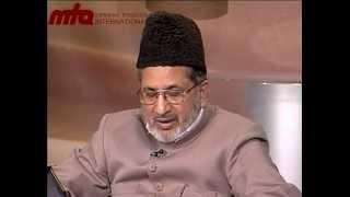 2011-12-28 Der Verheißene Messias (as) und seine Liebe zu Allah