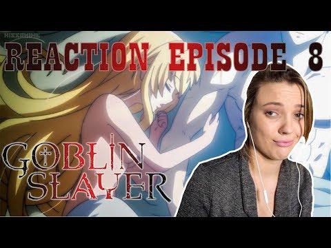 Goblin Slayer Episode 8 REACTION!