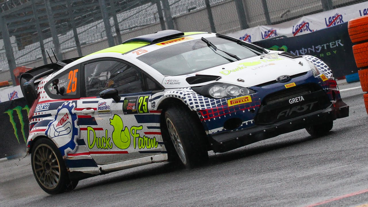 Monza Rally Show 2014 - Pure Sound & Show [HD] - YouTube
