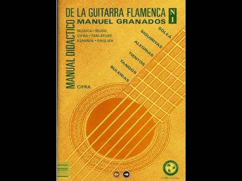 Download Manuel Granados - Soleà (Manual Didactico n.1)