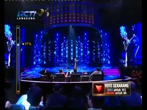 Indah Nevertari   Man Down   Rihanna   Grand Final Rising Star Indonesia   19 Desember 2014   YouTub