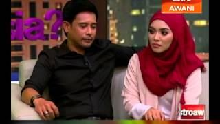 Apa Kata Malaysia: Eksklusif bersama Zamarul Hisham dan Diana Rafar