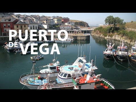 video about Puerto de Vega, exemplary town
