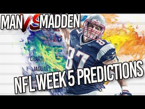 2017 NFL Week 5 Predictions and Picks - Packers at Cowb ...