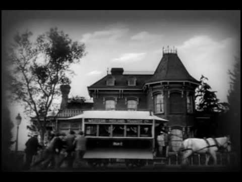 The Magnificent Ambersons (1942). Restored opening.