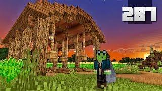 Let's Play Minecraft - Ep.287 : Honey/Bee Farm!