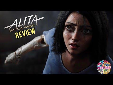 Alita: Battle Angel (2019) Movie Review