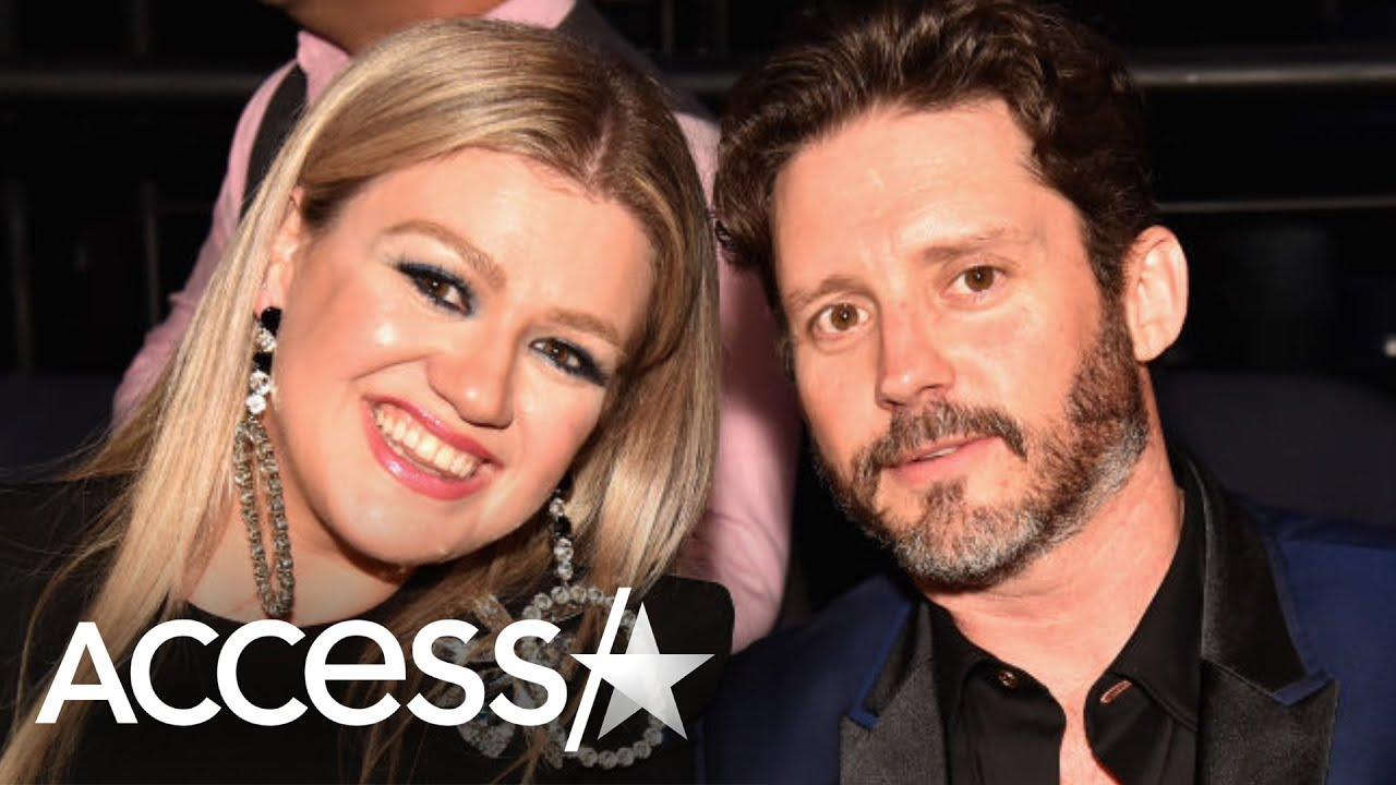 Kelly Clarkson files for divorce from Brandon Blackstock after nearly ...