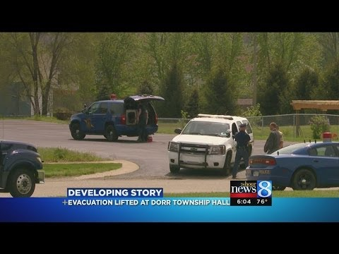 Another evacuation linked to Dorr school incident