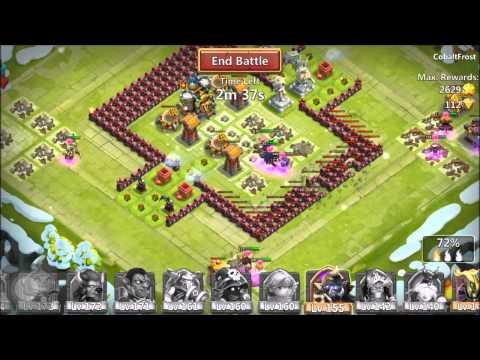 Castle Clash Best Way To Get HB
