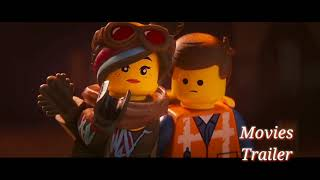 THE LEGO MOVIE 2 -The Second Part TRAILER (2019) HD
