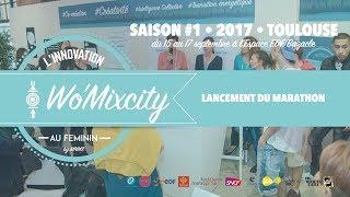Wo'Mixcity - Lancement du marathon de l'innovation au féminin