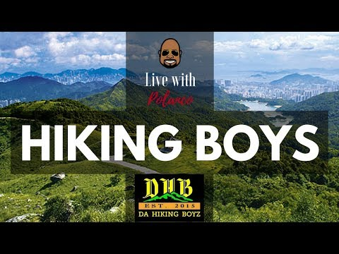 Live With Polanco - Episode 8 - Featuring Da Hiking Boyz