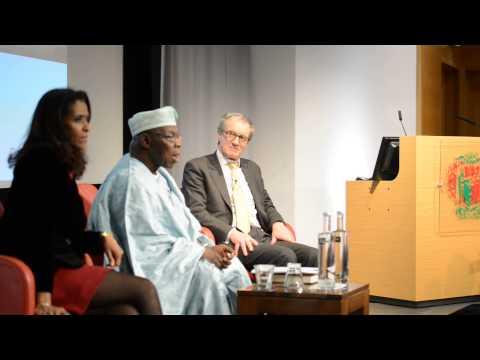 Obj speak about Buhari's Certificate