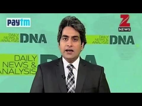 Zee News' Sudhir