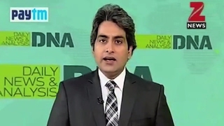 Zee News' Sudhir Chaudhary did an amazing show on fake news