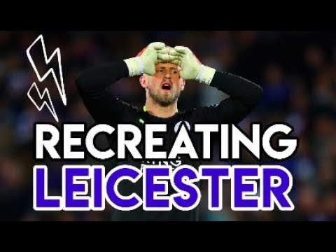 Leicester City's Team NOW If They Never Won The Premier League - Football Manager Simulation