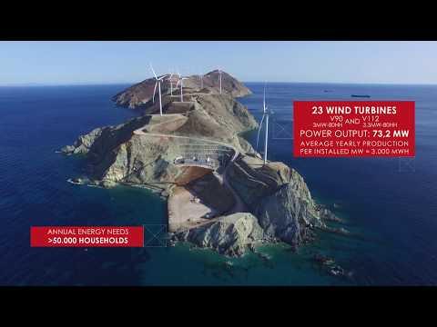 TERNA ENERGY - St. George Wind Park