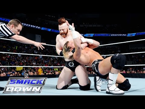 Dolph Ziggler vs. Sheamus: SmackDown, June 25, 2015 thumbnail