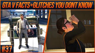 GTA 5 Facts and Glitches You Don't Know #37 (From Speedrunners)