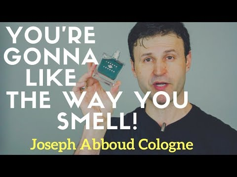 Joseph Abboud Cologne REVIEW | MAX FORTI