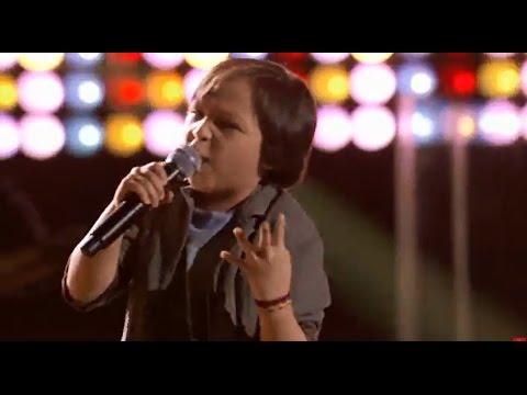 La Voz Kids | Matthew Moreno canta 'A Dios Le Pido'  en La Voz Kids