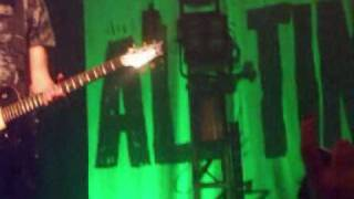 All Time Low - Dear Maria LIVE Kerrang! Relentless Tour 2010