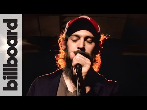 Matisyahu Performs 'Running Away' & Beatbox Freestyle (Bob Marley Cover) Billboard Studio Session