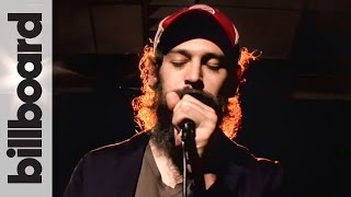 Matisyahu Performs \'Running Away\' & Beatbox Freestyle (Bob Marley Cover) Billboard Studio Session