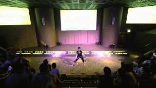 Tari Topeng Indramayu oleh Chiquita Limer
