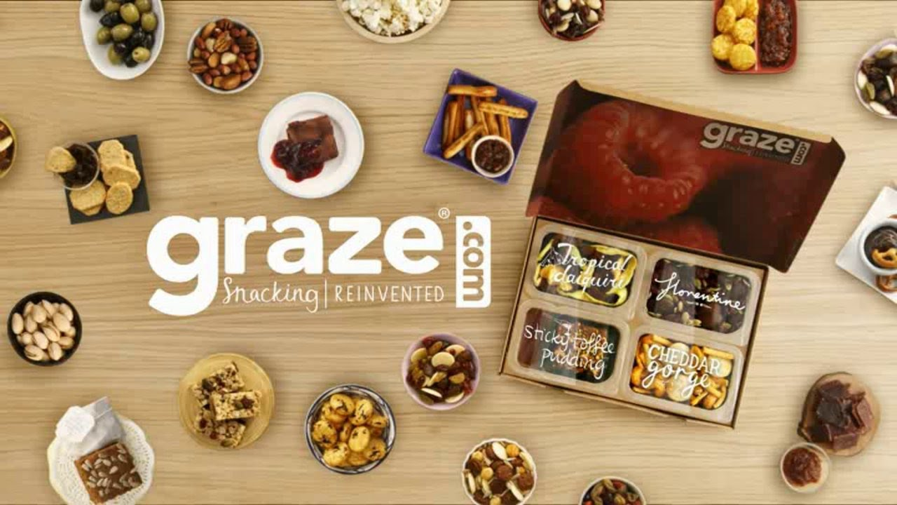 Have you heard of Graze yet? They're a subscription service of healthy snacks in a box shipped to your work or home! If you've wanted to try this awesome product, now is your chance! For a limited time, Graze is offering your first box for FREE!You won't have to pay anything to get your first box of goodies!