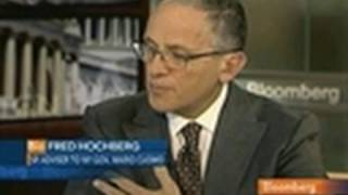 Hochberg Says U.S. Set for Record Loan Authorizations