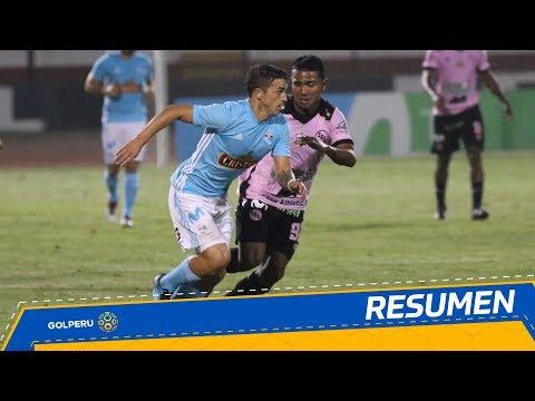 Resumen - Sport Boys vs Sporting Cristal (1-1)