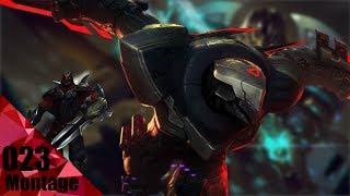 League of Legends - Zed ARAM Montage #1