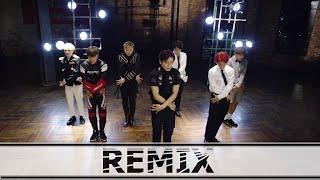 BTS(방탄소년단) _ DOPE(쩔어) - (First Nuclo Remix) TRAP/EDM/DUBSTEP MV