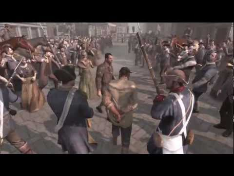 Assassin's Creed 3 - Connor's Execution