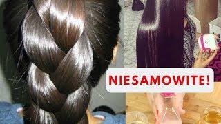 Twoje włosy będą GĘSTE i DŁUGIE - Domowy eliksir na porost włosów