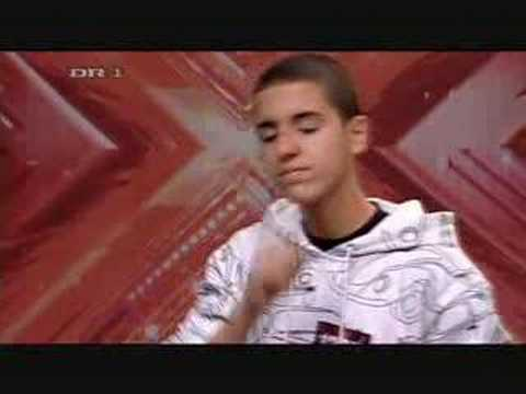X Factor 2008 - Basims audition