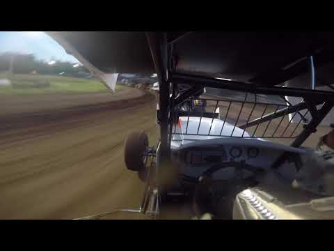 Full Onboard : Tanner Holmes| Cottage Grove Speedway| Feature Win 6/14/19