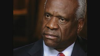 Rewind: Clarence Thomas Talks About Anita Hill